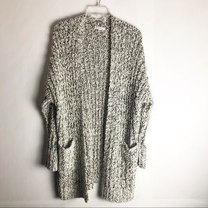 New Anthropologie On the Road Open Cardigan S/M